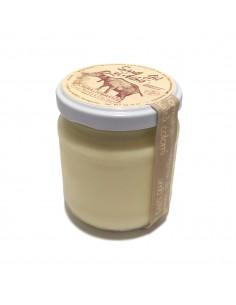 Crema de Queso con Azafrán...